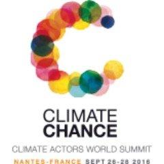 Climate Chance - Sommet mondial des acteurs du climat